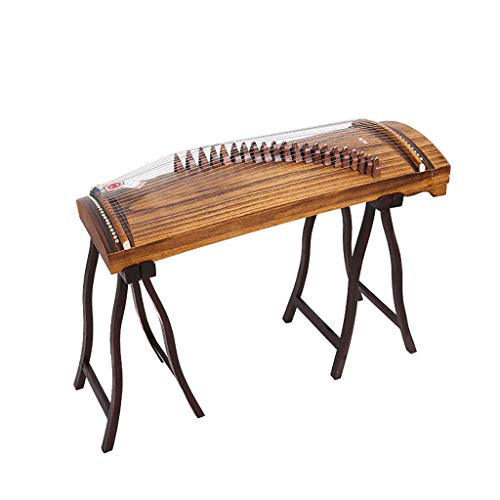 N /A Guzheng, Größe: 90 cm, 21 Streicher, chinesisches Musikinstrument, Geeignet for Einsteiger, Profis, Einleitende Praxis, mit einem kompletten Satz von Zubehör