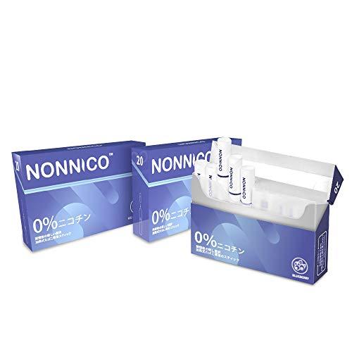 加熱式タバコ NONNICO ノンニコ ブルーベリー 3箱セット (1箱20本入) IQOS互換機用