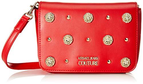 Versace Jeans, Borsa a tracolla Donna, Rosso (Rosso), 5x13x17 cm (W x H x L)