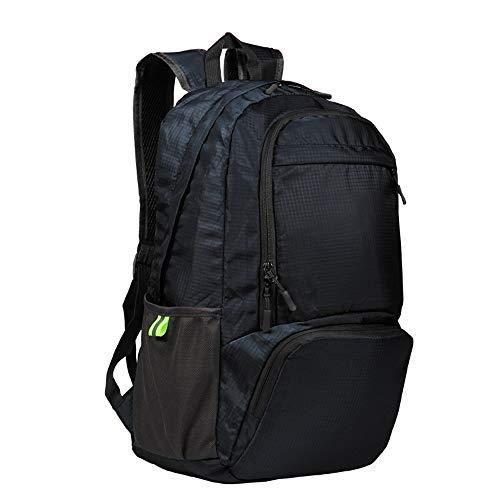 kabinga d22, Unisex-Adult, Bolsa Plegable Gris Oscuro, Middle