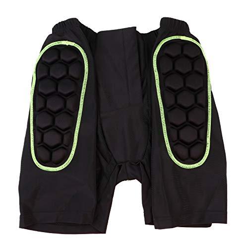 Abaodam Atmungsaktive Fahrradhose für Herren, gepolstert, für Mountainbike, Outdoor, Downhill, Shorts