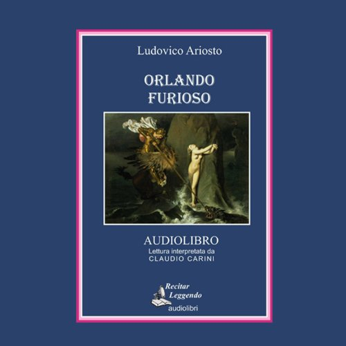 Orlando Furioso (The Frenzy of Orlando) cover art