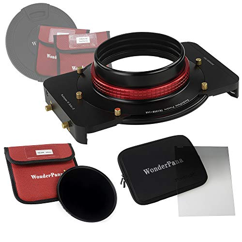 Wonderpana Freearc 145 mm MC-UV-Kit kompatibel, FreeArc 145 + 6,6 Halter, Rokinon/Samyang 14mm