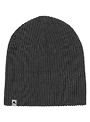 Skully fit sits tight to the head Constructed from 100% fine knit acrylic for lightweight comfort One-year warranty