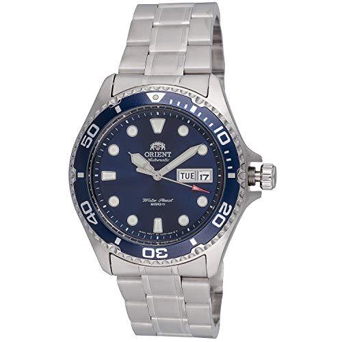 Orient watch Ray II diver men silver