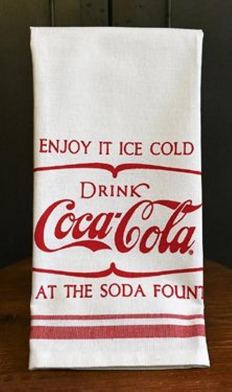 Heart Of America Coca Cola Tea Towels