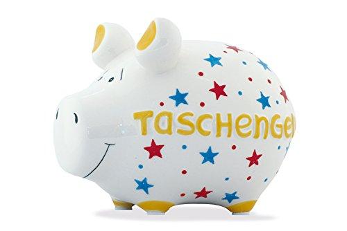 KCG Spardose Schwein Taschengeld klein