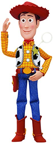 Disney Pixar Toy Story 3 Woody - Parle anglais - [Talking Action Figure]