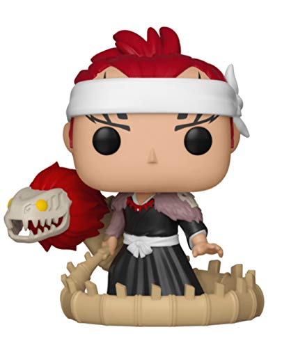 Funko Pop Renji with Bankai Sword, 9 cm. Bleach Exclusivo