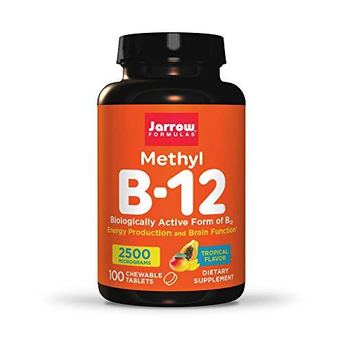Methyl B-12 2500mcg 100lozenges
