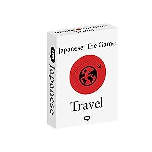 Japanese: The Game Travel Expansion – UM, JTGTRAV, 54-Card Expansion, V2
