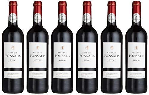 Vignerons de Cascastel Fitou Réserve de Fonsalis AOP Carignan  Trocken (6 x 0.75 l)