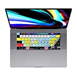 Adobe Premiere Tastaturabdeckungen für MacBook Pro 13 Zoll und 16 Zoll MacBook Pro 2020+. Passt nicht auf andere MacBook-Modelle.