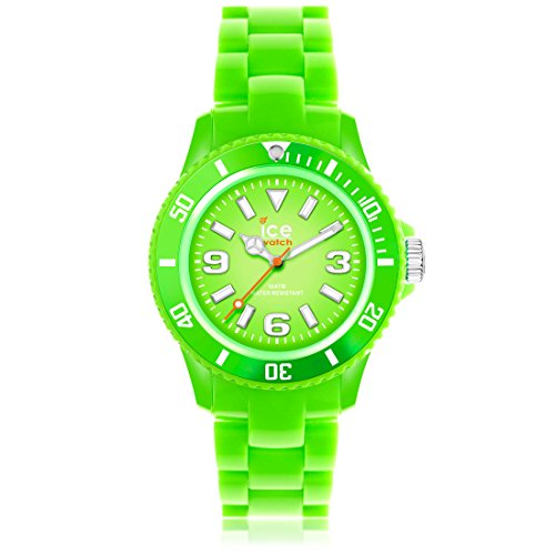 Ice-Watch - ICE solid Green - Men's wristwatch with plaastic strap - 000625 (Medium)