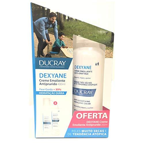 Ducray Dexyane Crema Emoliente con Oferta 2ª Embalaje 400ml + 200ml