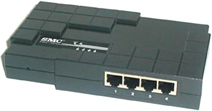 SMC SMC7004BR Cable/DSL Router with 4 Port Switch