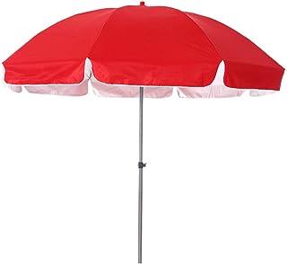 Parasol KUWD Tuin Paraplu Outdoor Zon Schaduw Voor Patio, Winddichte Paraplu Bone, Zeer Geschikt voor Tuin, Strand Commerc...