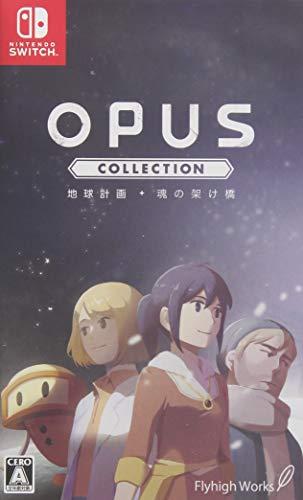 OPUSコレクション 地球計画+魂の架け橋 (36曲のサウンドトラックをダウンロードできる特典コードを封入。 同梱) - Switch
