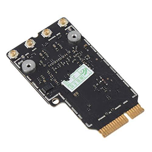 Homyl Modulo di Rete PCI-E Wireless Scheda WiFi Bluetooth 4.0 per iMac A1418 A419, Laptop per MacBook, IEEE 802.11a / B/G