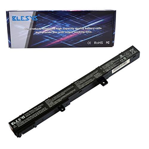 BLESYS 14.4V A41N1308 Batería para ASUS F551C F551 F551M F551MAV F451CA F551CA Serie A31N1319 D550MA-DS01 D550MA 0B110-00250100 0B110-00250700 Ordenador portátil 2200mAh