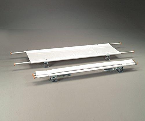 アズワン 担架 MT-6 二つ折り・取手伸縮型 アルミ 6.2kg/0-9542-06