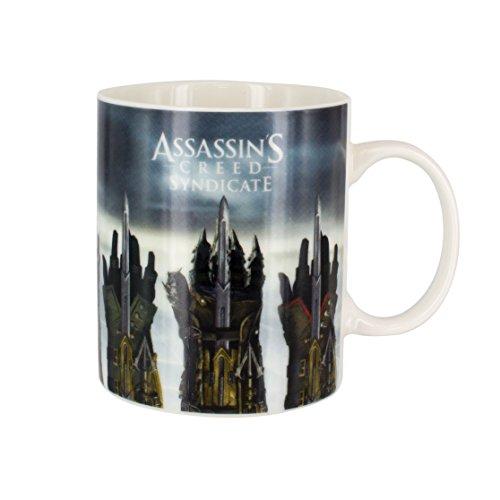 Assassin's Creed Kafeetasse mit Wärmeeffekt