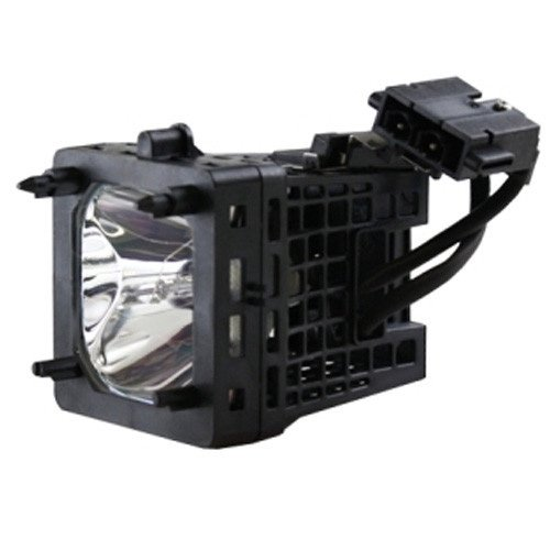 Sony XL-5200U F-9308-860-0 TV Assembly Cage with Projector bulb