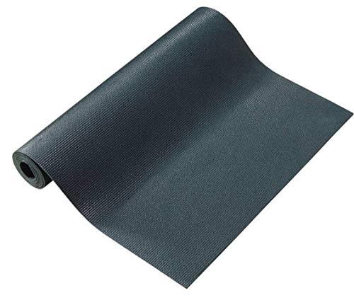 Domyos Yogamatte Essential Sanftel Yoga 4 MM Grün, Ideal für Yoga und Homeworkout