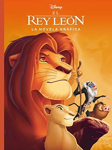 El Rey León. La novela gráfica (Disney. El Rey León)