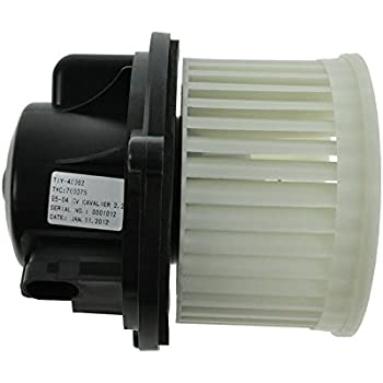615-00113 615-00644 15930424 700183 Replaces 25776197 25776197 PM9292 Heater Blower Motor Fan Assembly for 2003 2004 2005 2006 2007 Saturn Ion