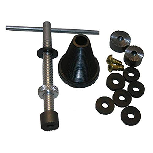 LASCO 13-1065 Metal Faucet Seat Grinder/Reseater Tool, Used to Resurface Faucet Seats