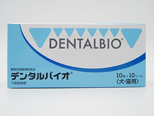 共立製薬 デンタルバイオ 100粒(10粒×10シート)