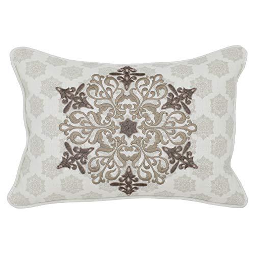 Woven Throw Pillow | DailyMail