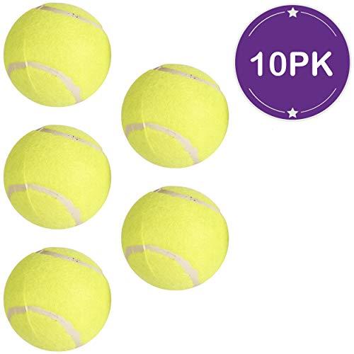 WOWOW Toys & Games - Juego de Pelotas de Tenis