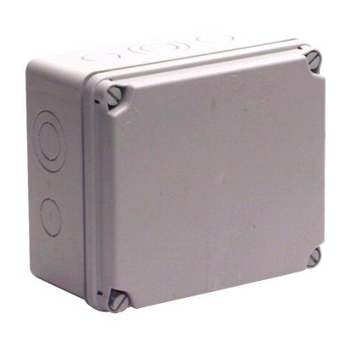 Unitec 40207L Opbouw-verdeeldoos IP65, 241 x 180 x 95 mm