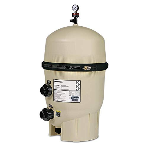 Pentair 160301 Clean & Clear Plus Cartridge Pool Filter - 420 sq. ft. - 150 GPM