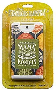 Persönliches Handspray - Mama (Mama)