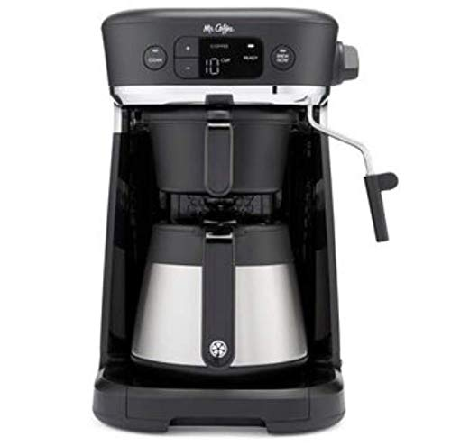 Mr. Coffee Occasions Coffee Maker, Thermal Carafe, Single Serve, Espresso & More