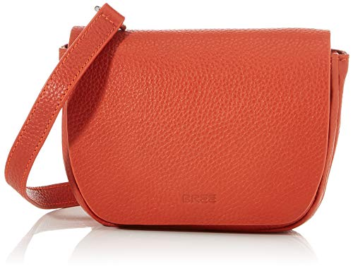 BREE Justine 1 Clutch & Handgelenkstasche, Orange