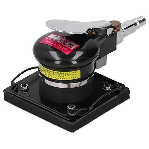 Sander Pneumatic Sander Polishing Pads Sandpapper Låg vibration och kraftig för träkompositer