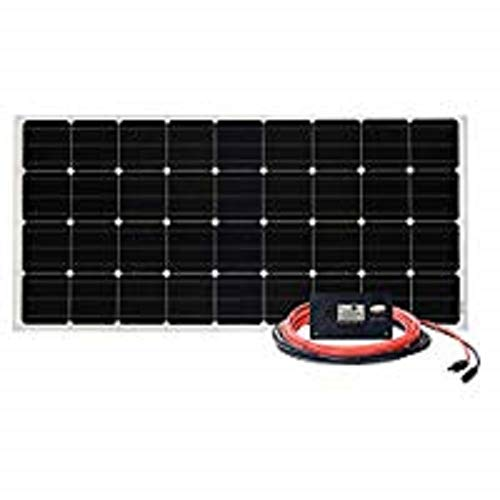 Go Power! Solar Extreme Complete Solar and Inverter System with 480 Watts...