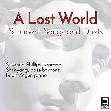 Schubert: Songs & Duets