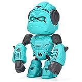 KAIDIFI Gorilla Robot Toy for Kids,Interactive Robot Toys,Touch Control & LED Eyes,Birthday Present, Xmas Gift,Orangutan Robot Toys for boy & Girls Aged 3,4,5,6,7(Blue)