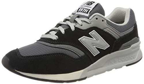 New Balance Herren CM997HBK_44 Sneaker, Black, EU