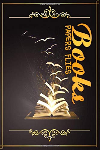 Books: Papers Flies (Steef Design, Band 13)