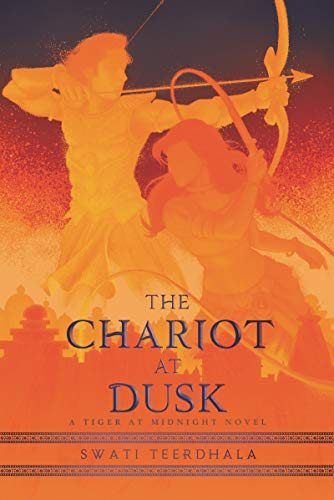 The Chariot at Dusk (Tiger at Midnight, 3)