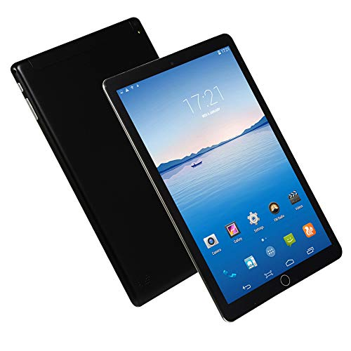 CYY Android 6.0 Tableta 10 Pulgadas,2 GB RAM + 32 GBROM,Cámara Dual 2 MP + 5 MP,Procesador Quad Core,Pantalla HD IPS de 1280x800,WiFi Bluetooth GPS OTG,6000mAh Batería