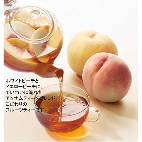 味の素AGF『ブレンディカフェラトリースティック芳醇ピーチティー』