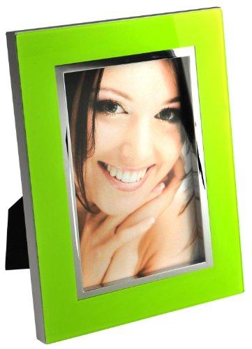 goldbuch 920042 Bilderrahmen Bella Vista, Format 10 x 15 cm, grün