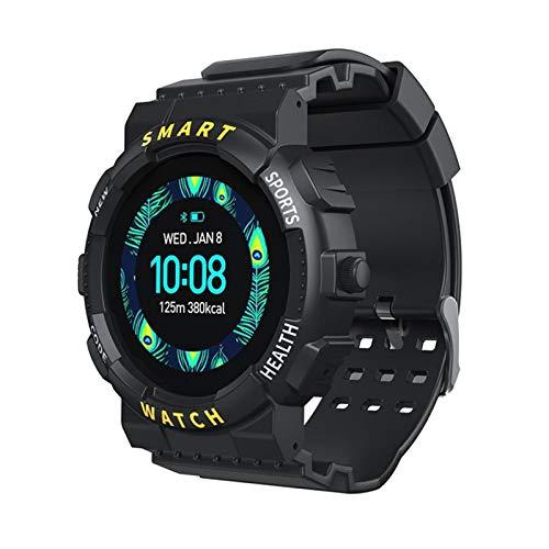 Smart Watch Men's Women's Women Bluetooth Llamada De Pulsera Pulsera De Aptitud Deportiva Reloj Impermeable para Android iOS,A